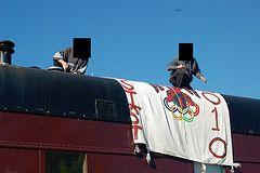 Edmonton Steps Up to Confront 'Spirit Train'