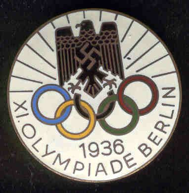 The Nazi Origins of the Olympic Torch Relay & Five Rings