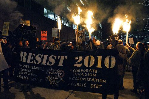 Who Are the 2010 Protesters?