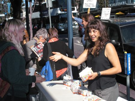 Handing out Kinder Morgan Surprises!