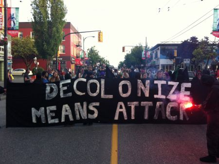 Confronting Canada Day: An Individual Report Back
