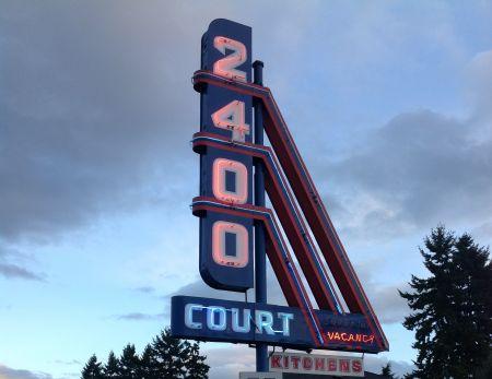 2400 Motel and Jericho Hostel