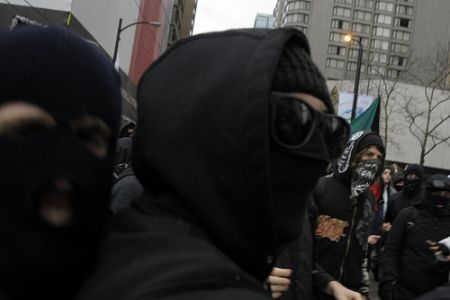 In defense of the black bloc:  A communique from Olympic resisters