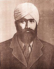 Bhai Meva Singh Ji