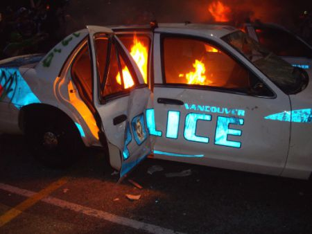 Canucks Riot 2012?
