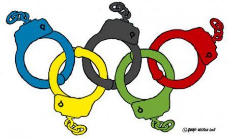 Targeting of Anti-Olympics Movement