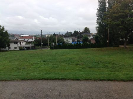 After Complaint – View from SkyTrain