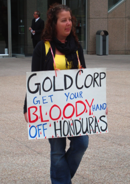 All out against the Coup in Honduras