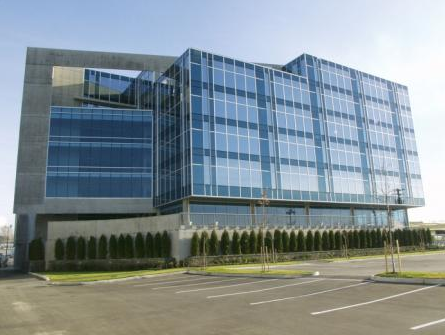 VANOC's HQ, soon to become the home of the VPD // VANOC