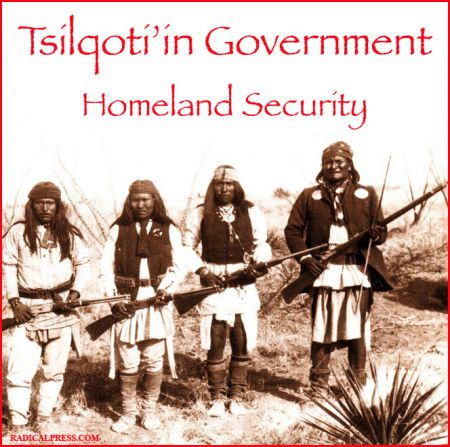 Tsilqot'in Government Homeland Security