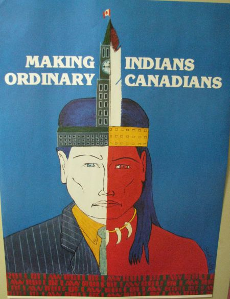 UBCIC graphic, early 1990s.