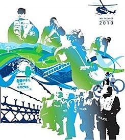"""No2010 Commemorative Poster""; Tania Willard, Secwepemc Nation"