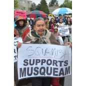 Support from other First Nations