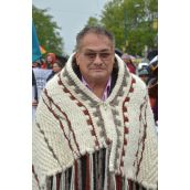 "Musqueam Chief Ernest Campbell, ""never question our resolve"""