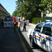 National Day of Action Against Immigration Minister Jason Kenney