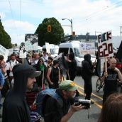 Vancouver: Slam the gate on the G8!