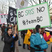 Anti-pipeline pressure greets NEB Hearings