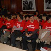 Full house - all red