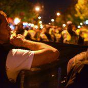 On the barricades