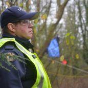 Kinder cops overrun Burnaby Mountain - Protectors arrested
