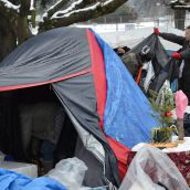 Abbotsford Runs Homeless out of Town