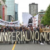 Noisy 'welcome' for Imperial Metals shareholders