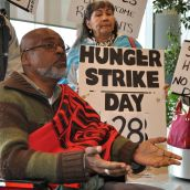 Day 28: Hunger Strike Weighs in at Vancity
