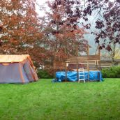 More Photos from Occupy Nelson, Unceded Sinixt Territory