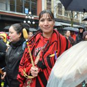 26th Annual Memorial March for murdered and missing women