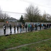Chilliwack Students Walk Out in Support of BC Teachers and Public Education