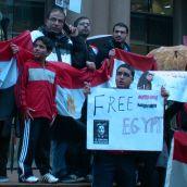 Free Egypt. Photo: Masrour Zoghi