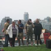 Demo for Social Housing Takes False Creek