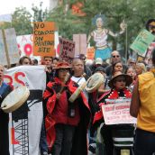 Photos from 5th Annual Women's Housing March