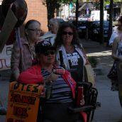 Boycott Sequel 138: Protest Against High-Price Condos in the DTES