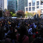 Occupy Vancouver: From Cops to Crowds to Indigenous Colours