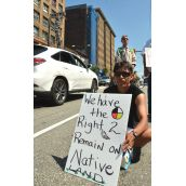 Housing March targets City Hall
