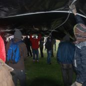 Raising the big tent
