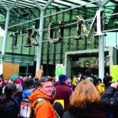 Fuck Trump: Vancouver welcomes Trump Tower