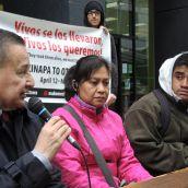 Ayotzinapa Caravan comes to Vancouver