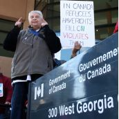 300 West Georgia. Vancouver, April 4 abril 2012. Foto: Sandra Cuffe