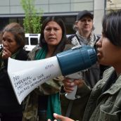 Sounding Off Against Mining Clayoquot