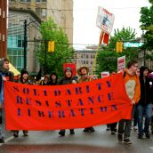More Than Tuition: Vancouver Rallies in Solidarity with Quebec Students