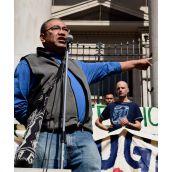 Organizer Byron Cruz