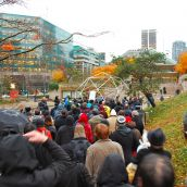 Occupy Vancouver Packs Up...And Moves One Block Away