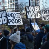 Global Climate March Vancouver