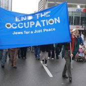 Vancouver rally against Israeli massacre on flotilla
