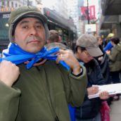 Honduran activist Oliver Hernan Valladares