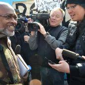 Hunger Strike Targets Gentrification/Housing