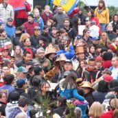 Idle No More - Unceded Lekwungen and Wsanec Territories