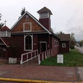 20 – The Old Church, Our Venue in Smithers